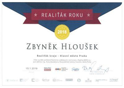 Realiťák kraje - Hlavní město Praha