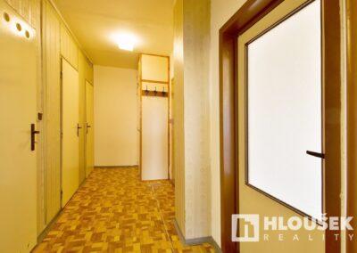 Předsíň - byt 3+kk/L, ul. Křejpského, Praha 4 - Chodov