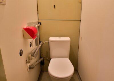 WC - byt 3+kk/L, ul. Křejpského, Praha 4 - Chodov