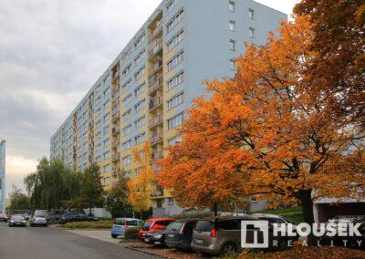 Dům z ulice - byt 3+kk/L, ul. Křejpského, Praha 4 - Chodov