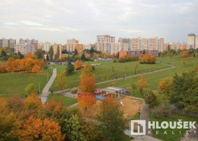 Centrální park - byt 3+kk/L, ul. Křejpského, Praha 4 - Chodov