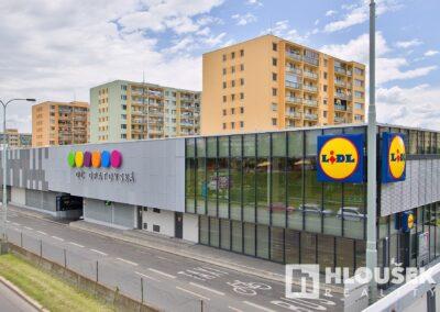 Obchodní centrum Opatovská - byt 3+kk/L, ul. Křejpského, Praha 4 - Chodov
