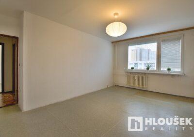 Obývací pokoj - byt 3+kk/L, ul. Křejpského, Praha 4 - Chodov
