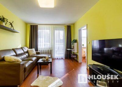 Prodej bytu Praha 4 - Háje Hekrova