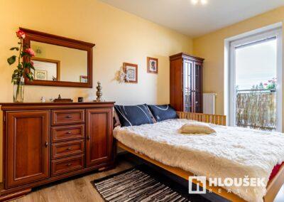 Prodej bytu 2+kk, Neveklov, okr. Benešov